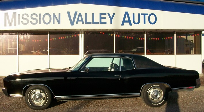 used car sales and service mission valley auto polson mt 1970 monte